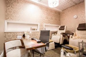 Interior Photo of Vata Nail Salon in Vancouver, WA
