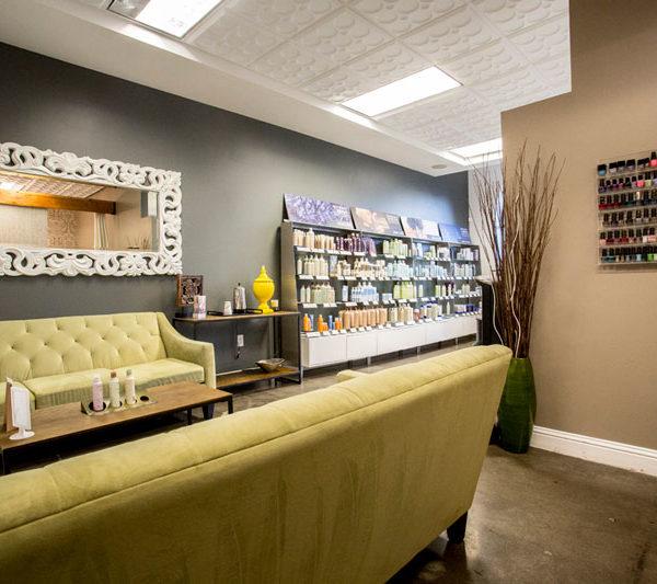 Interior Photo of Vata Salon in Vancouver, WA